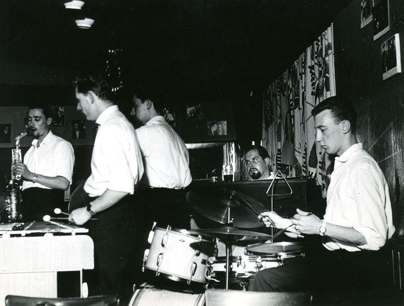Michael Naura Quintett Foto: Hans E Haehl | © Jazzinstitut Darmstadt